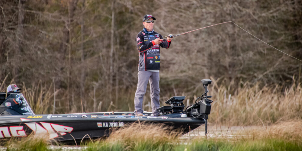 Image for Lake Eufaula REDCREST Redux: Could be More of a Slugfest With Bigger Weights