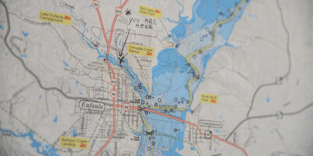 Image for Local Knowledge: What's Working Now on Lake Eufaula, Alabama