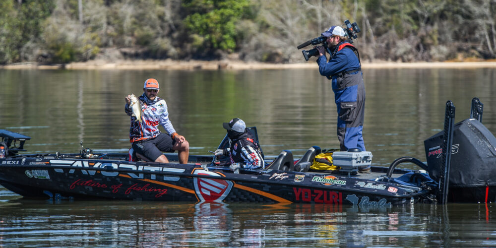 Image for Birge Wins Group A's Knockout Round, First Five Anglers Set for Championship Round