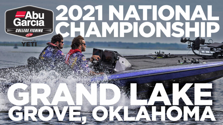Image for Grand Lake Readies for 2021 Abu Garcia College Fishing National Championship presented by Lowrance