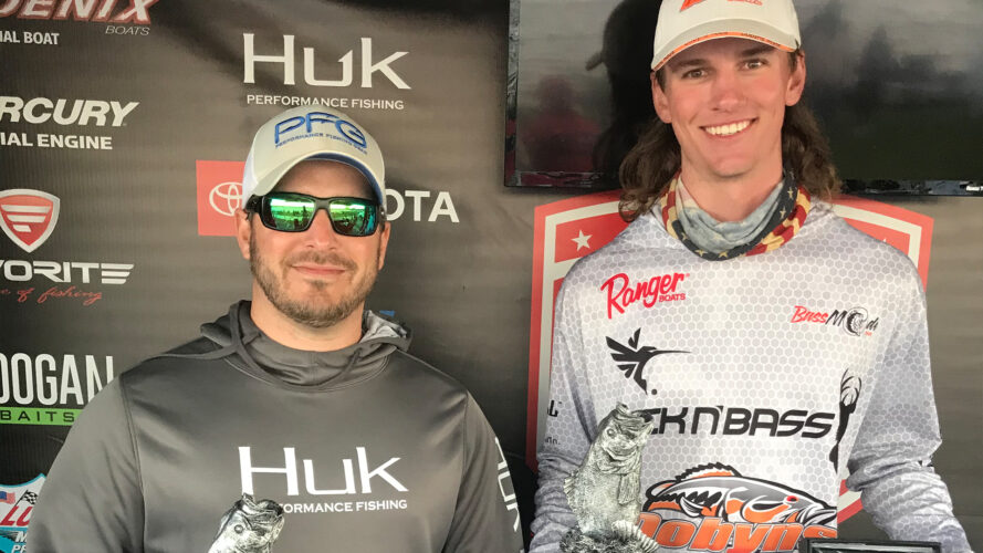 Image for Clermont's Smith Wins Phoenix Bass Fishing League on Harris Chain of Lakes