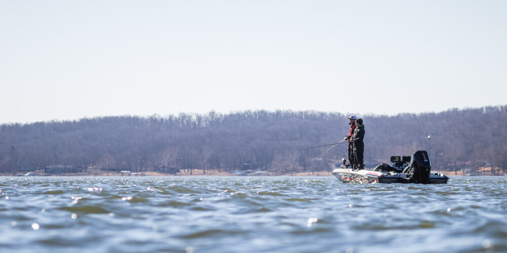 Image for College Fishing National Championship Midday Update – Day 1