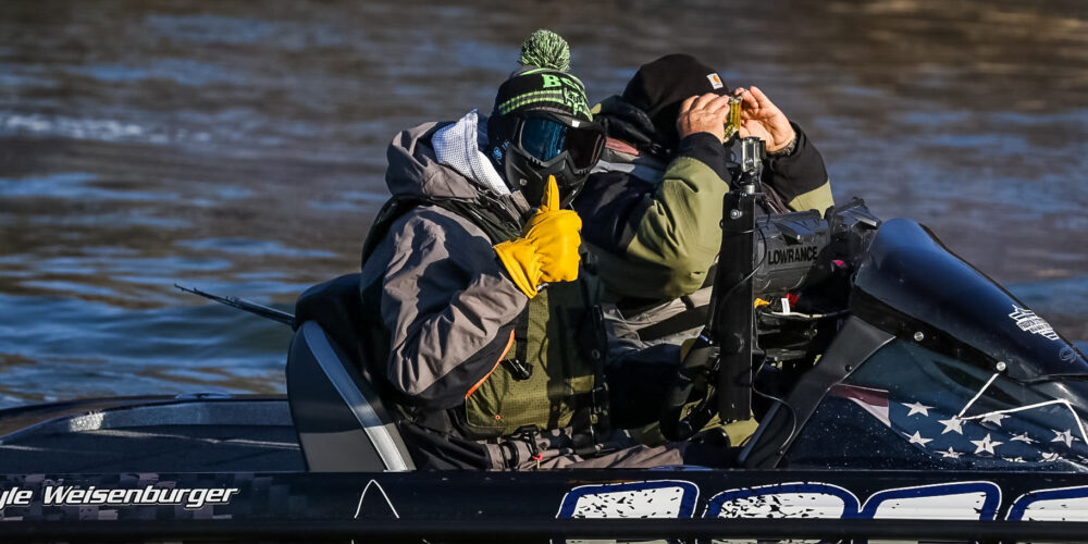 Image for After the Thaw: Toyota Series Plains Division Kicks off on Lake of the Ozarks