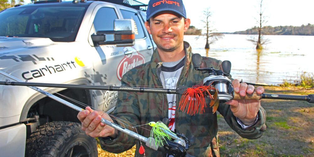 Image for Jordan Lee's Lures for Spring's 'Lipstick' Largemouth