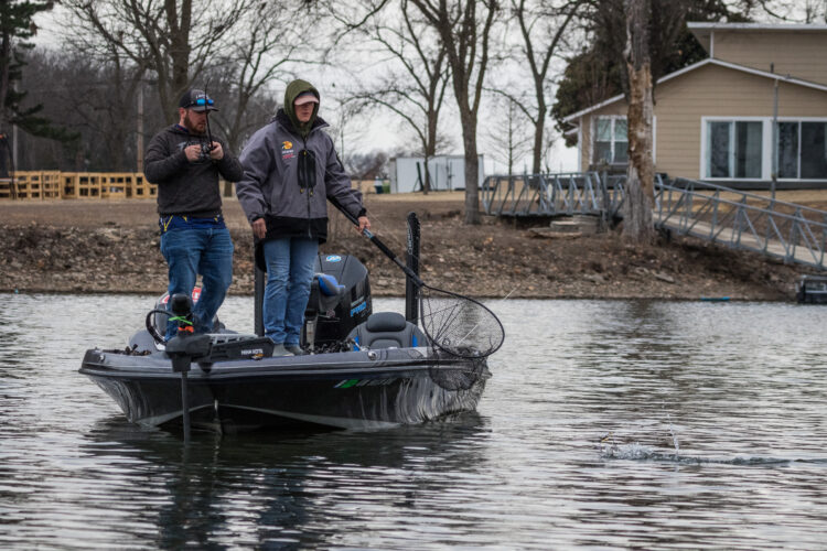 Image for GALLERY: Abu Garcia College Fishing National Championship, Day 3 OTW