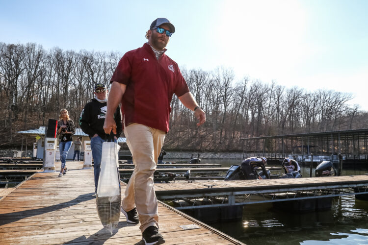 Image for GALLERY: Toyota Series Plains Division, Lake of the Ozarks, Day 3 Weigh-In