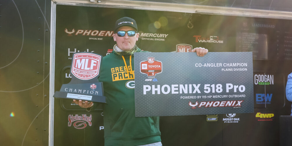 Image for Goode Wins Co-Angler Title by an Ounce on Lake of the Ozarks
