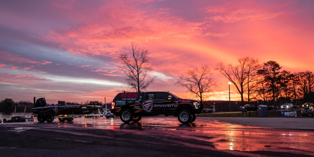 Image for Tackle Warehouse Pro Circuit Covercraft Stop 2 Kicks Off on Smith Lake