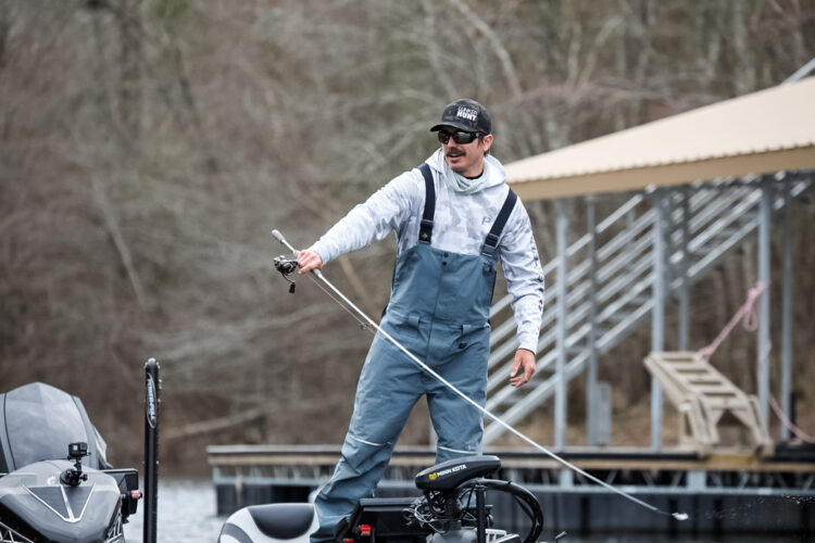 Image for GALLERY: Tackle Warehouse Pro Circuit, Smith Lake, Day 1 Afternoon
