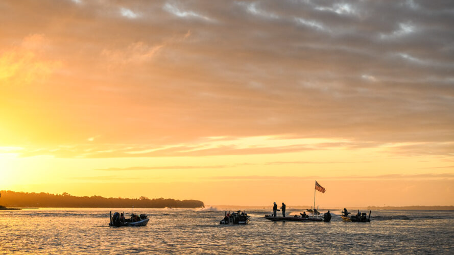 Image for Harris Chain of Lakes Readies to Host Toyota Series Event