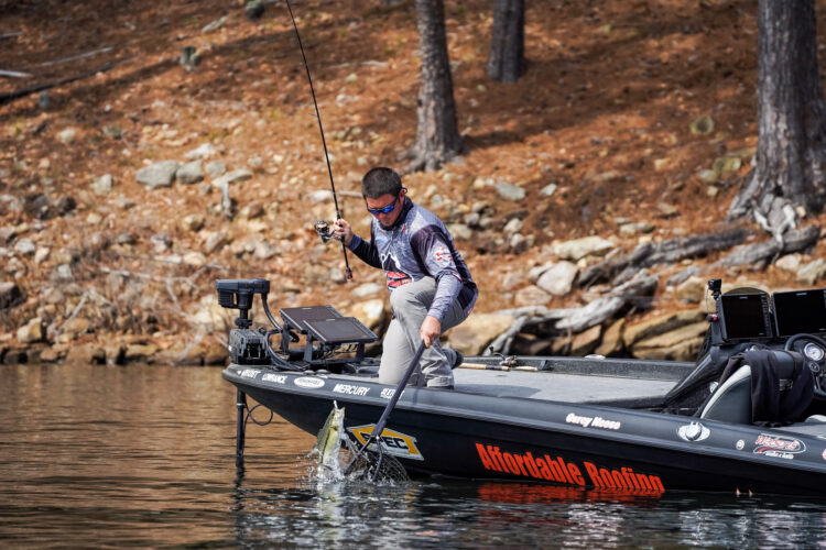Image for GALLERY: Tackle Warehouse Pro Circuit, Smith Lake, Day 2 Afternoon