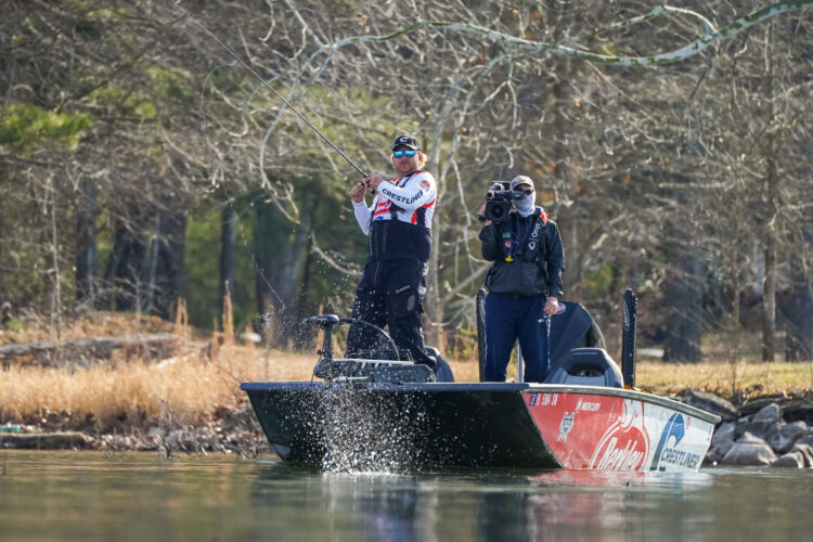 Image for GALLERY: Tackle Warehouse Pro Circuit, Smith Lake, Day 4 Morning