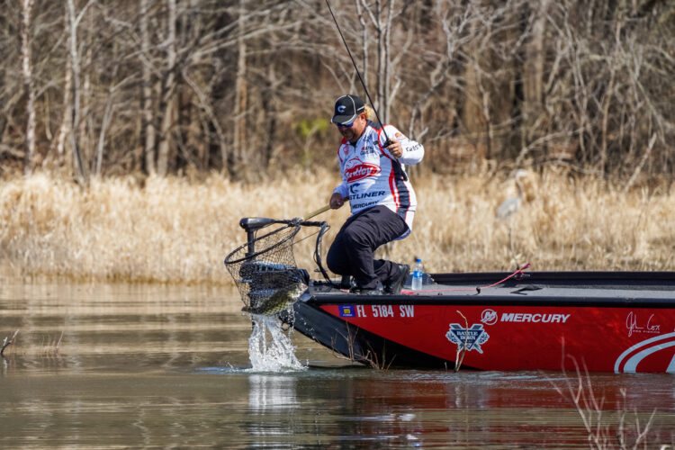 Image for GALLERY: Tackle Warehouse Pro Circuit, Smith Lake, Day 4 Afternoon