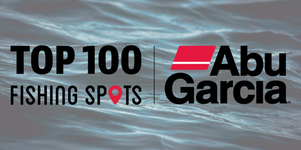 Image for Abu Garcia Announces the Top 10 in Its List of the Country's 100 Best Fisheries