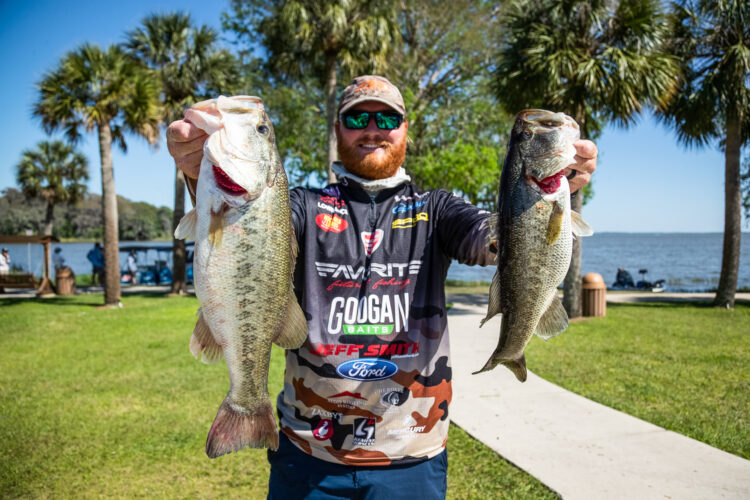Image for GALLERY: Toyota Series Southern Division, Harris Chain, Day 2 Weigh-In