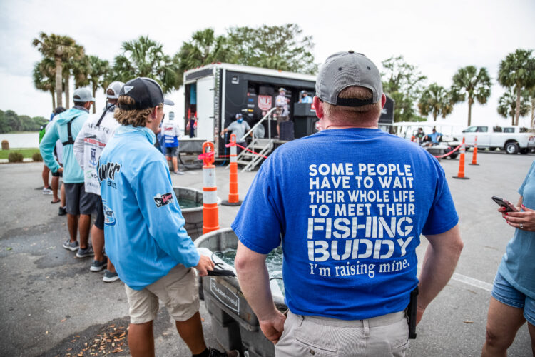 Image for GALLERY: Toyota Series Southern Division, Harris Chain, Day 3 Weigh-In