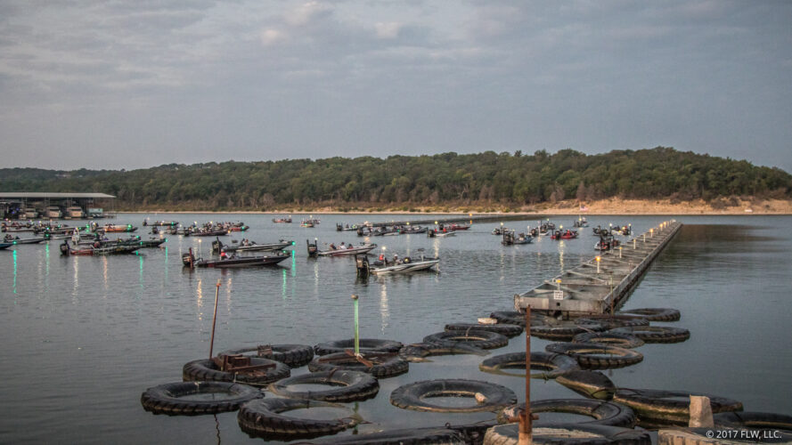 Image for Lake Texoma Set to Host Toyota Series Event