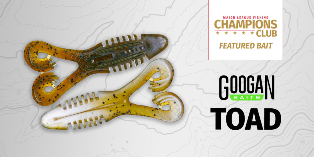 Image for Featured Bait: Googan Baits Toad