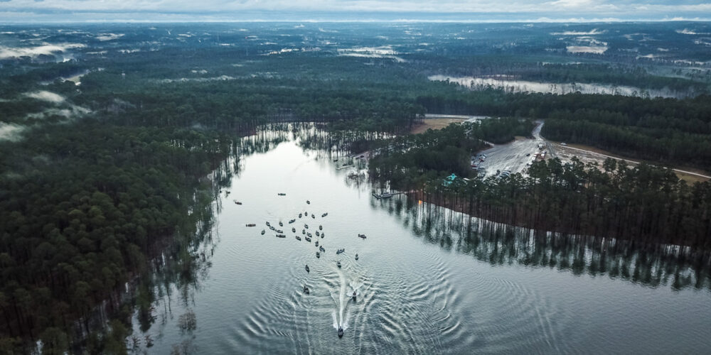 Image for MERCURY KEYS TO VICTORY: Getting Started on Sam Rayburn Reservoir