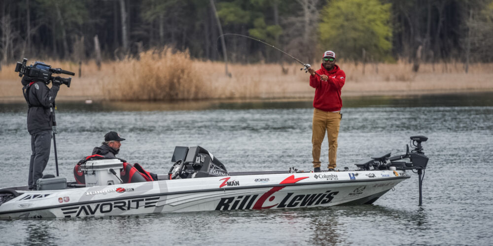Image for Top 5 Patterns on Sam Rayburn Reservoir – Day 2