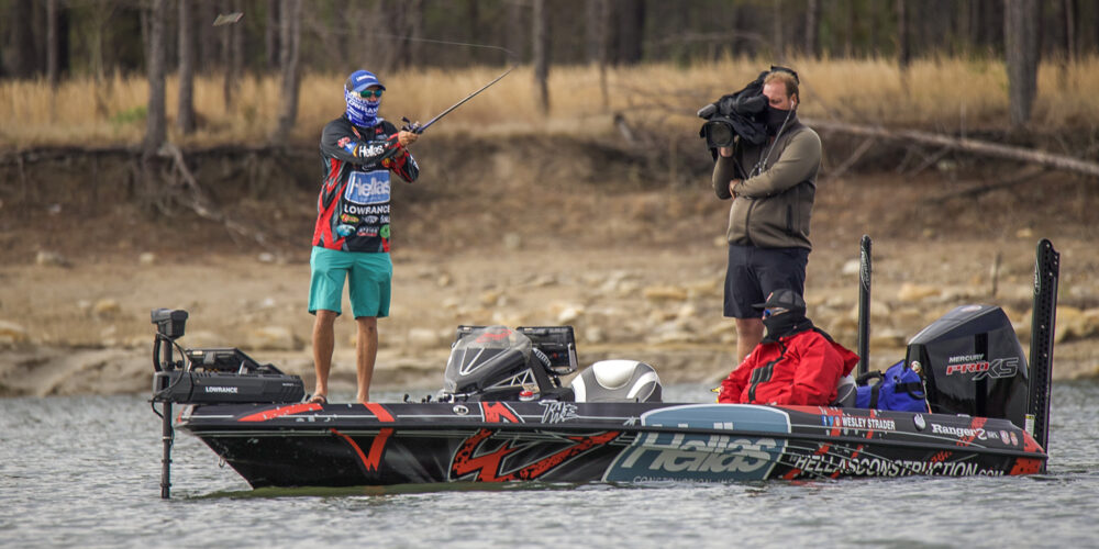 Image for Top 5 Patterns on Sam Rayburn Reservoir – How Group A's Best Caught 'Em