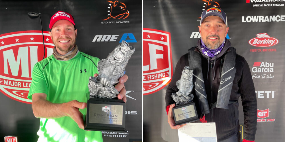 Image for Branchland's Davidson Wins Phoenix Bass Fishing League on Dale Hollow