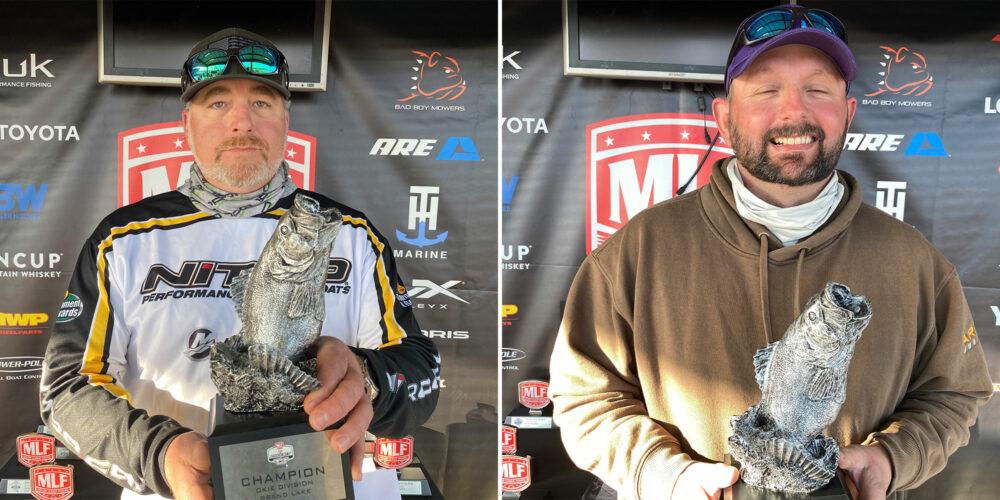 Image for Marlow's Davis Wins Phoenix Bass Fishing League on Grand Lake Presented by Abu Garcia
