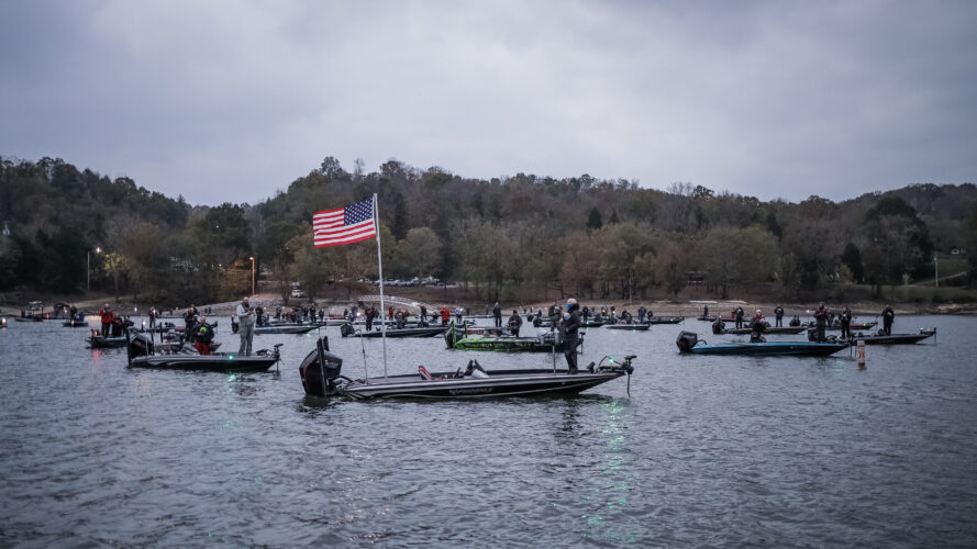 Image for Dale Hollow Lake Readies to Host Toyota Series Event
