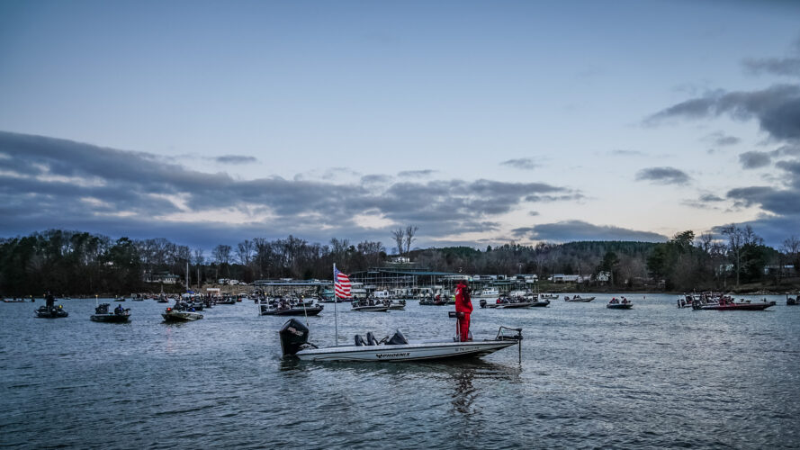 Image for Seventh-Annual Abu Garcia College Fishing Open Set for Lake Chickamauga