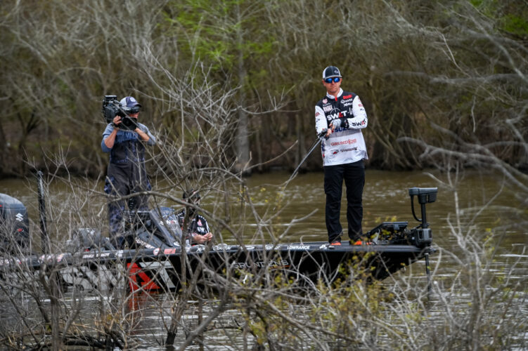 Image for Spohrer Wins Qualifying Group B of Toro Stage One Presented by Power-Pole at Sam Rayburn Reservoir