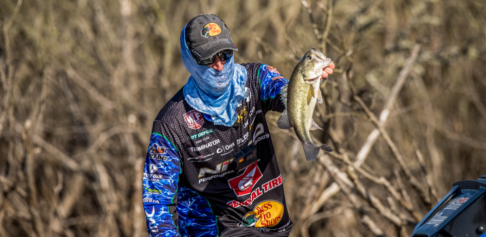 Image for DeFoe Wins Bass Pro Tour Toro Stage One at Sam Rayburn Reservoir Presented by Power-Pole