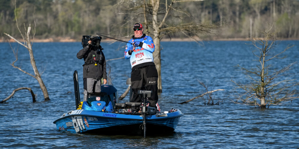 Image for Top 10 Patterns on Sam Rayburn – Bass Pro Tour Stage One