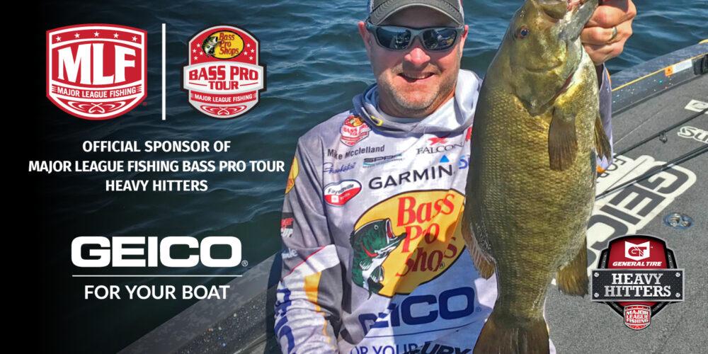 Image for GEICO Returns to Major League Fishing Sponsorship Lineup