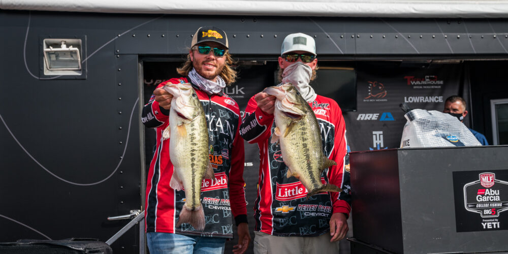 Image for Sands and DiMauro of Bryan Ahead After Day 1 at Chickamauga