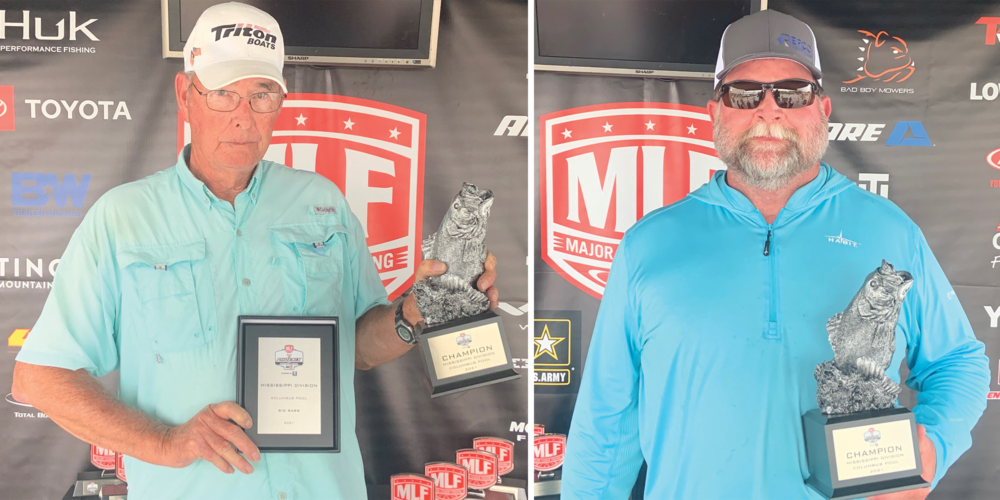 Image for Caledonia's Watkins Wins Phoenix Bass Fishing League at Columbus Pool