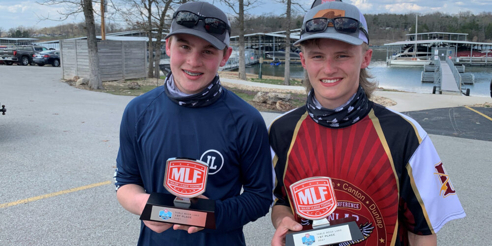 Image for Illinois' Dunlap High School Wins U.S. Army High School Fishing Open at Table Rock Lake Presented by Googan Baits