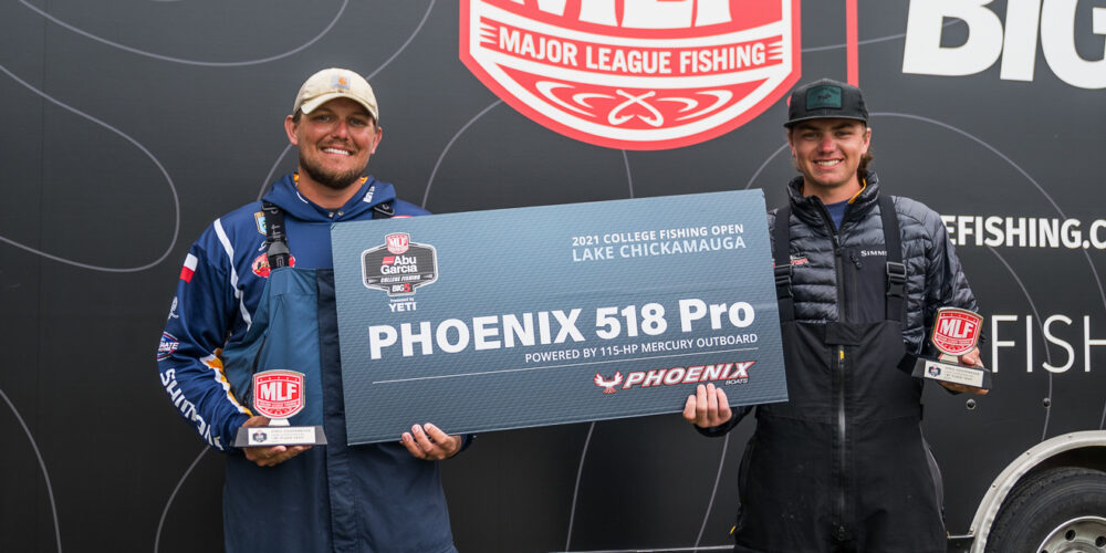 Image for ETBU Duo of Bird and Keith Win on Chickamauga