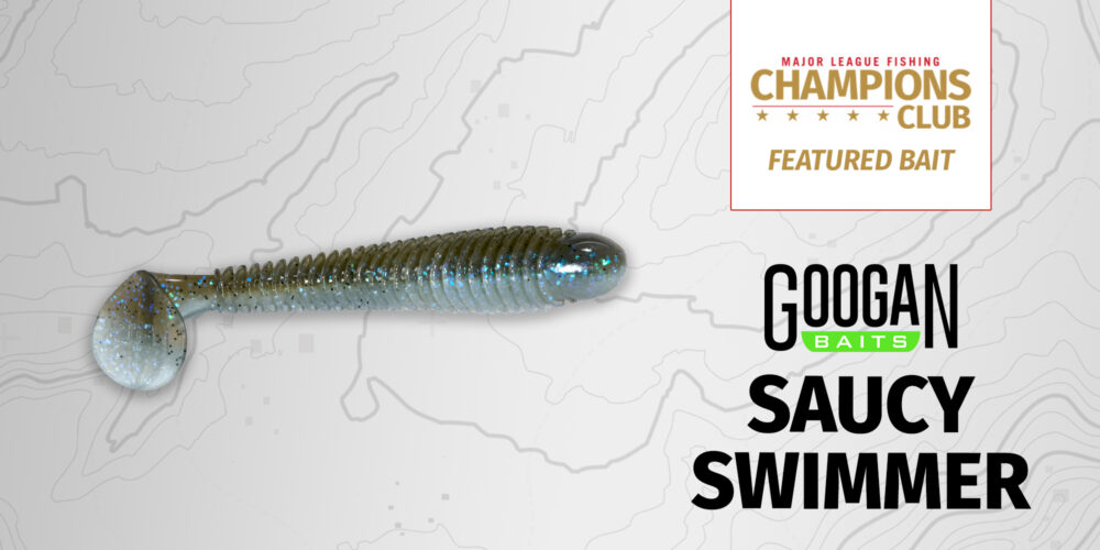 Image for Featured Bait: Googan Baits Saucy Swimmer