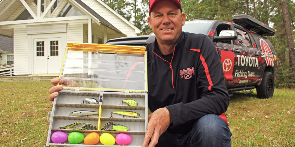 Image for VanDam Picks Three Lures for Easter Weekend