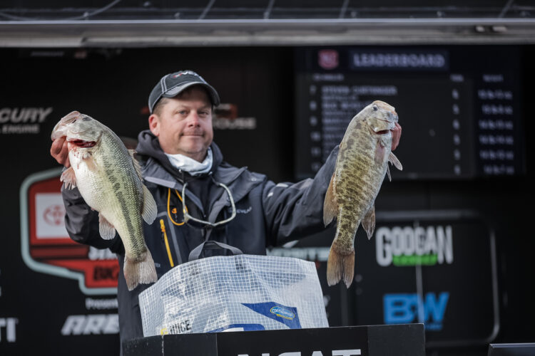 Image for GALLERY: Toyota Series Central Division, Dale Hollow, Day 2 Weigh-In