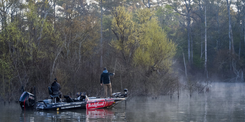 """Image for LUKE CLAUSEN: No More """"Fishing to Not Lose"""" at Sam Rayburn"""