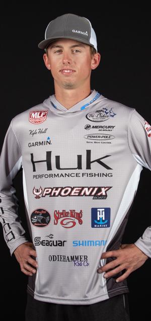 MLF Kyle Hall Profile