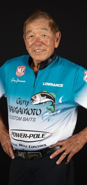 MLF Gary Yamamoto Profile