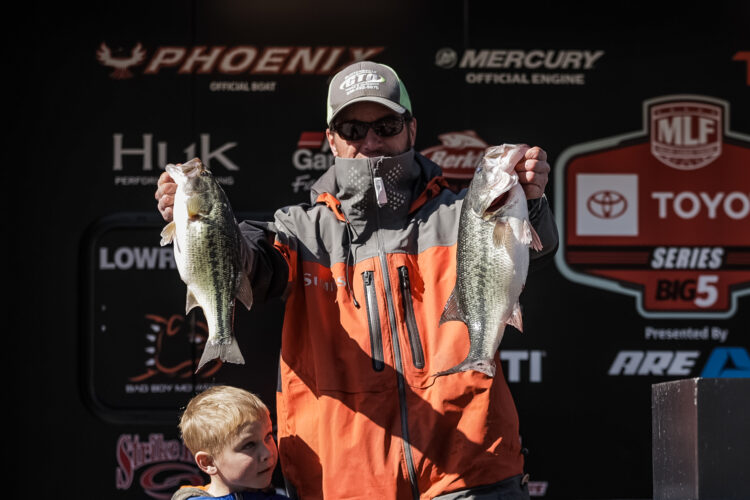Image for GALLERY: Toyota Series Central Division, Dale Hollow, Day 3 Weigh-In