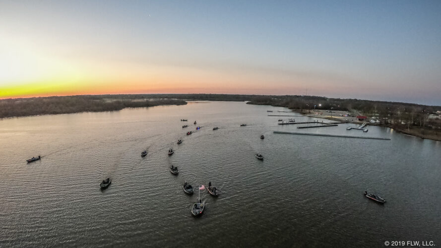 Image for Grand Lake Set to Host Toyota Series Event Presented by Fenwick