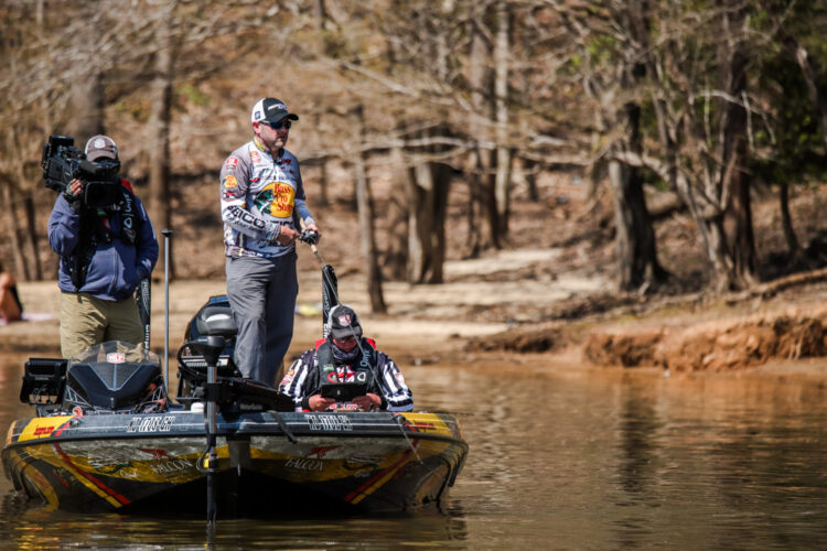 Image for Raleigh Readies for Major League Fishing's General Tire Heavy Hitters Event Presented by Bass Pro Shops