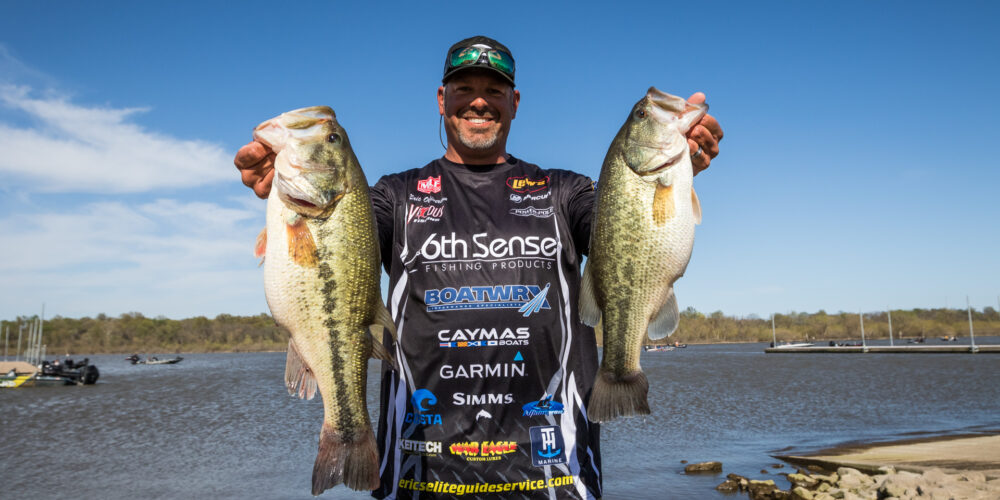 Image for Olliverson Takes Early Lead on Grand Lake