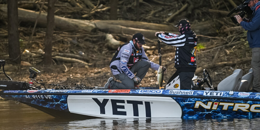 Image for Neal Leads Group A; Gagliardi's 7-15 Sets Big Bass Mark