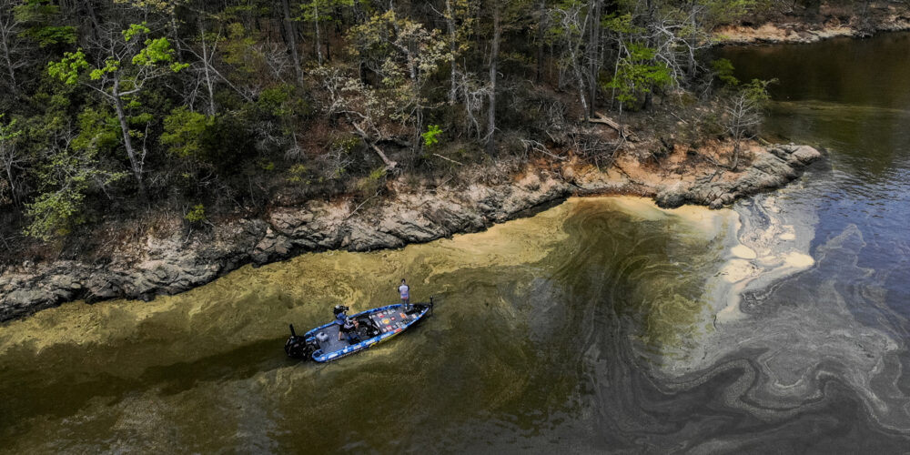 Image for Top 5 Patterns of Heavy Hitters' First Day on Jordan Lake