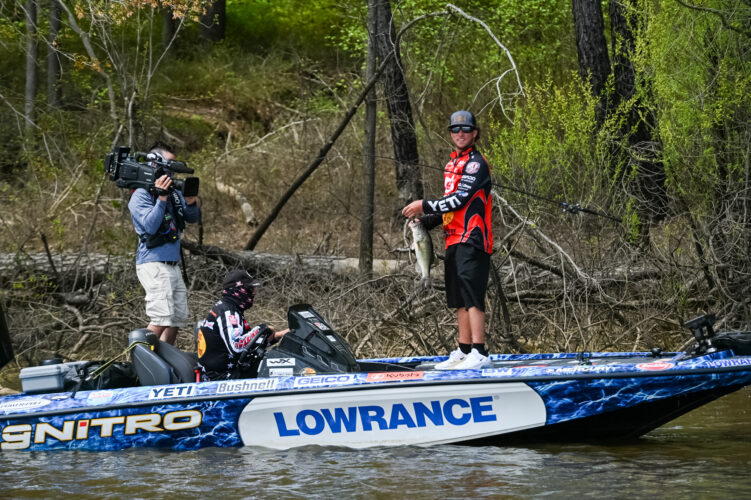 Image for GALLERY: Group A Tackles Cut Day on Jordan Lake